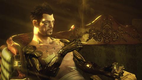 Los creadores de Deus Ex trabajan en prótesis robóticas