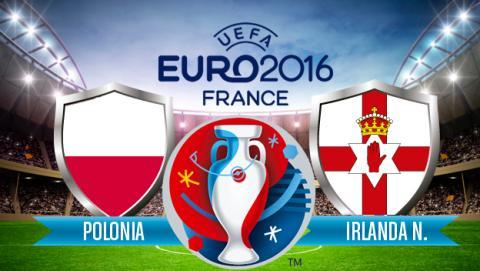 Polonia vs Irlanda del Norte