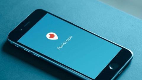 Periscope se integra en Twitter con el botón Go Live