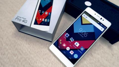 Análisis y opinión del Energy Phone Pro 4G
