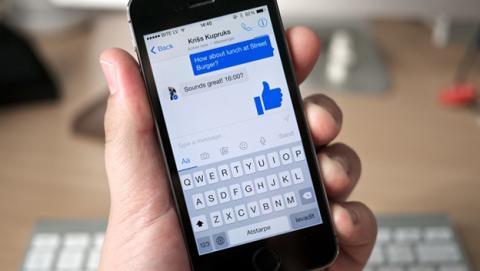 Seguridad en Facebook Messenger