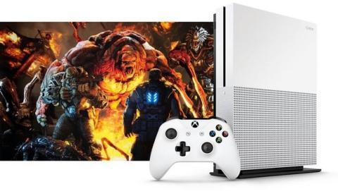 Esta es la nueva Xbox One Slim, con soporte 4K Ultra HD HDR