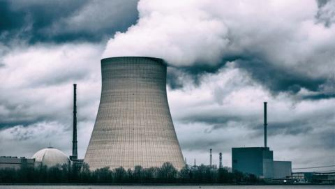 planta reprocesamiento combustible nuclear