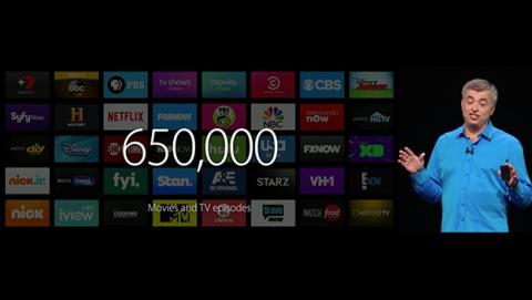 Todas las novedades de tvOS para la Apple TV