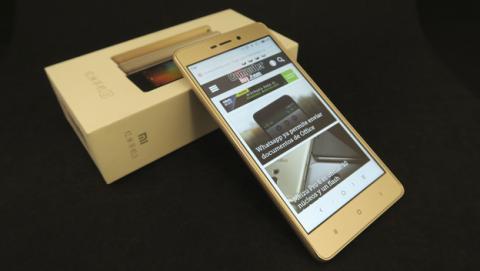 El Xiaomi Redmi 3S promete potencia y autonomía para rato
