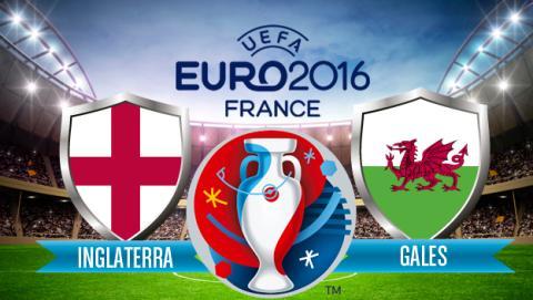 ver online y en directo el Inglaterra vs Gales por Internet