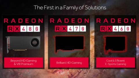 AMD confirma las especificaciones de Polaris 10 y Polaris 11