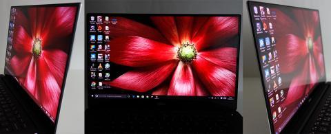 pantalla del Dell XPS 15