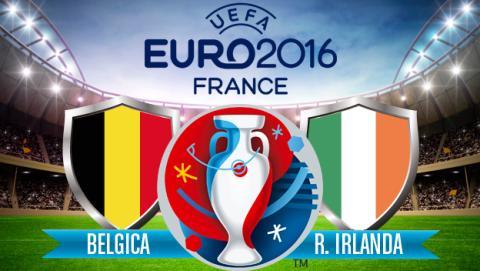 Bélgica vs Irlanda