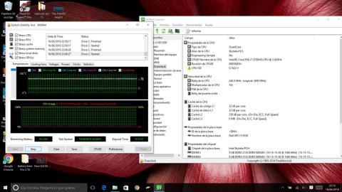 Dell XPS 15 test de tortura