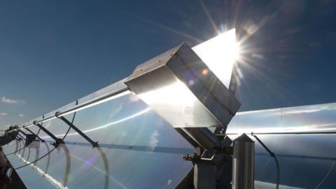aire acondicionado energia solar