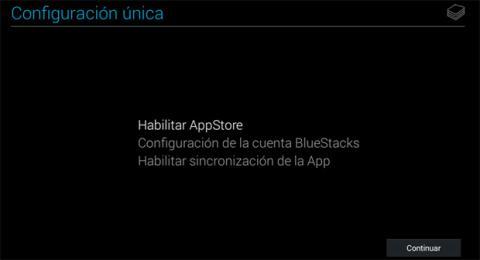 Configuración de BlueStacks 2