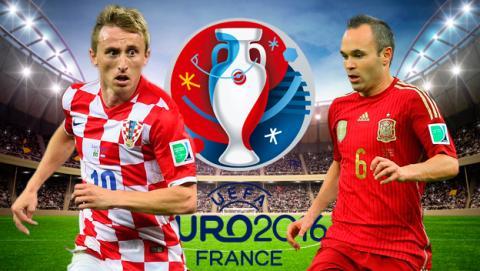 Croacia - España