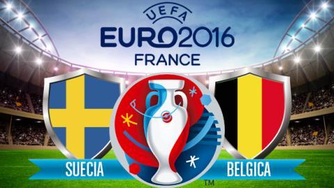 Suecia vs Bélgica