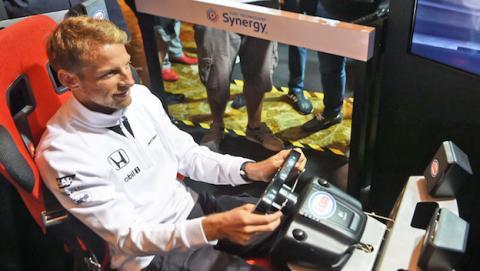 Pilotos de Fórmula 1 competirán contra gamers