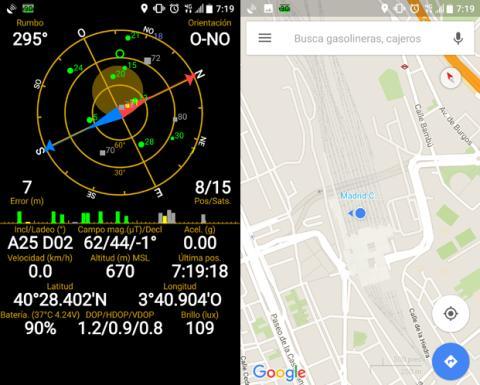 GPS HTC 10