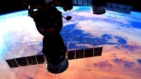 Estación Espacial Internacional | Foto: NASA