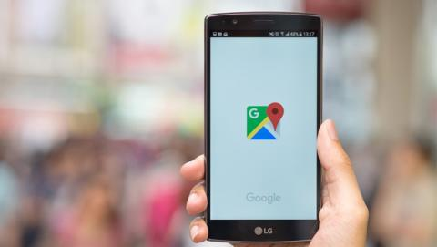 Google Maps para Android | Foto: Shutterstock