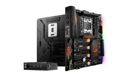 ASUS Republic of Gamers presenta la Rampage V Edition 10
