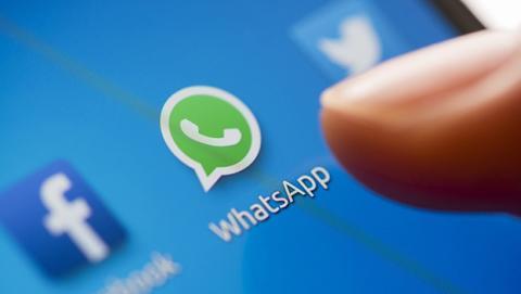 WhatsApp música