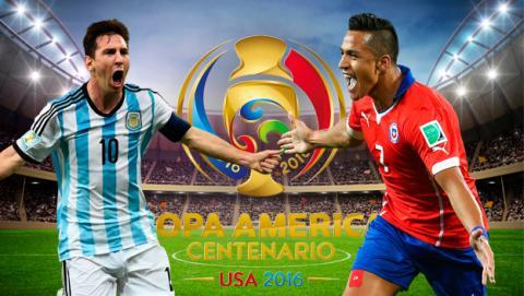 copa america, final copa america, argentina chile, argentina contra chile, argentina vs chile
