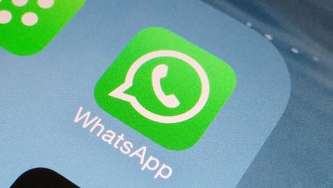 Indicador mensajes WhatsApp