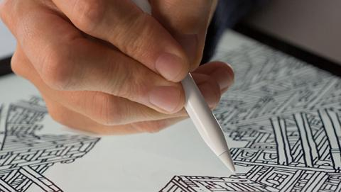 Patente Apple Pencil