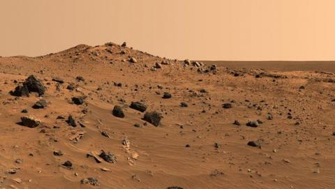 ¿Sería Marte un candidato para una colonia humana?