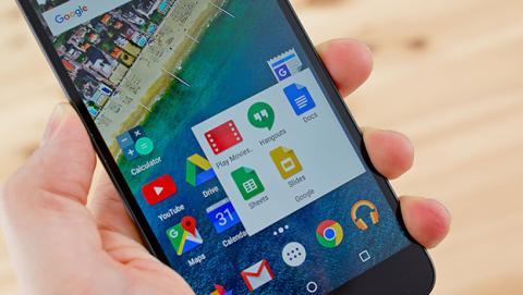 Nuevo teléfono de Google