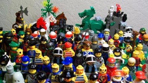 Los juguetes de Lego más exclusivos de eBay