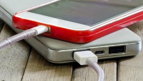 Batería de móvil Android