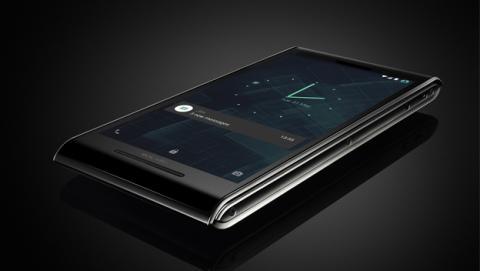 Así es Solarin, el móvil ultraseguro para millonarios