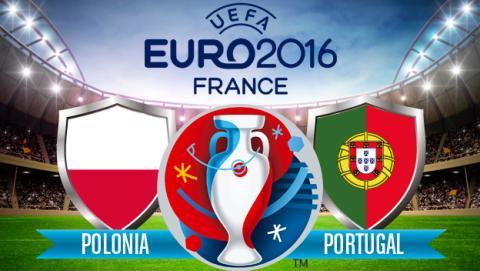 ver online portugal polonia eurocopa en directo por internet en streaming