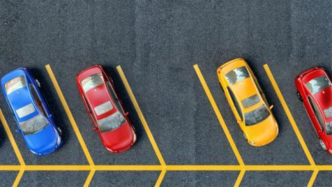 Con estas ruedas no volverás a tener problemas para aparcar | Imagen: Shutterstock