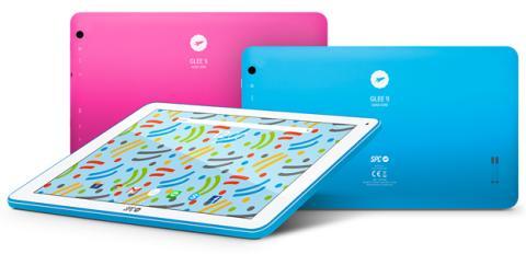 Nuevas tablets de SPC