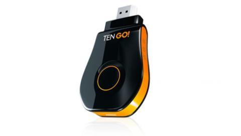 Receptor inalámbrico GoCast Mirroring de TenGo!