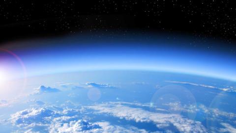 El agujero de la capa de ozono empieza a cerrarse