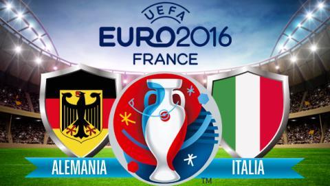 ver online alemania italia eurocopa en directo por internet en streaming