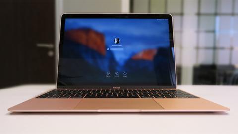 Imágenes del nuevo Apple Macbook de 12 pulgadas 2016
