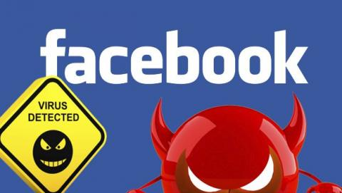 virus facebok