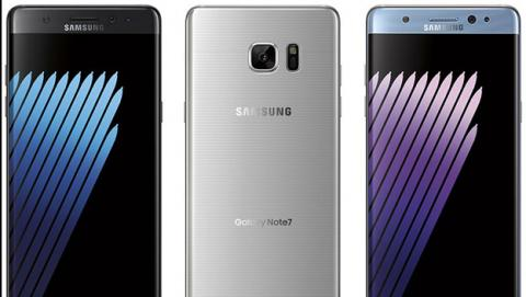 Renders Samsung Galaxy Note 7