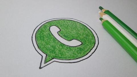 Dibujar en Whatsapp