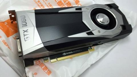 NVIDIA GTX 1060, gráficos punteros por 250 euros