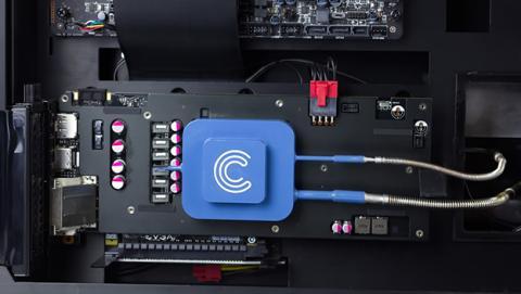 ordenador gaming sin ventiladores de Calyos