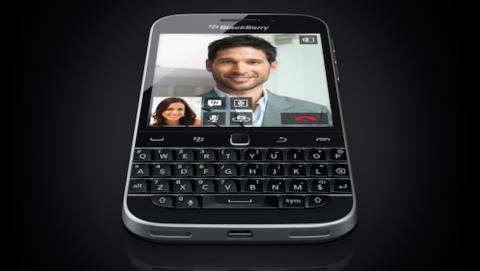 BlackBerry se despide de su smartphone Classic