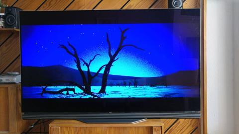 imagen del LG OLED65E6V
