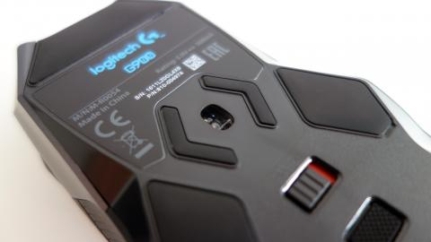 Sensor óptico del Logitech G900