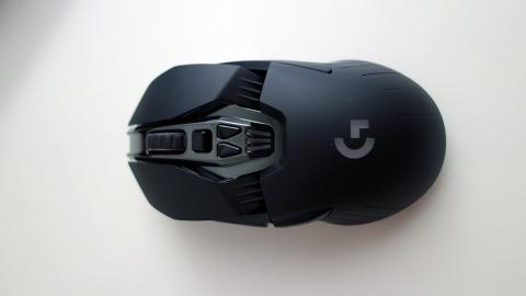 imagen superior del Logitech G900