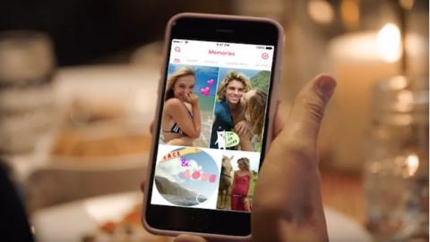 Snapchat te deja salvar tus snaps para la posteridad