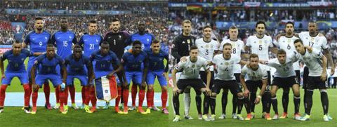 Ver Alemania Francia online